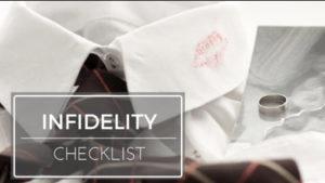 Infidelity Checklist (Updated) | Baldwin Legal Investigations